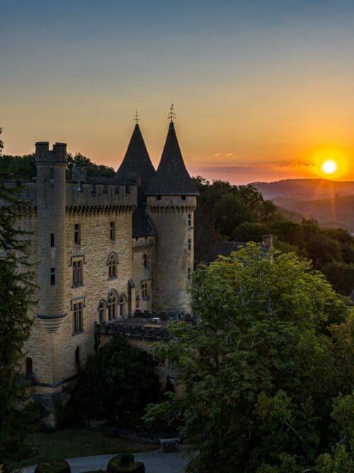 Monument historique en Périgord