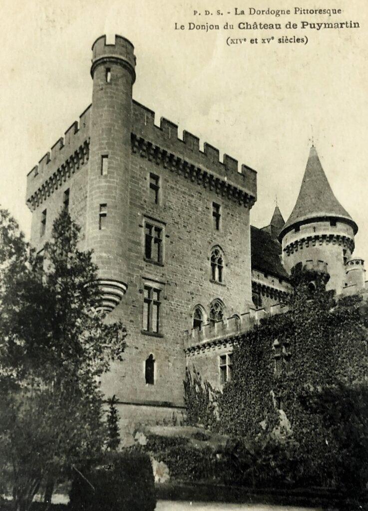 Photo d'archive de Puymartin