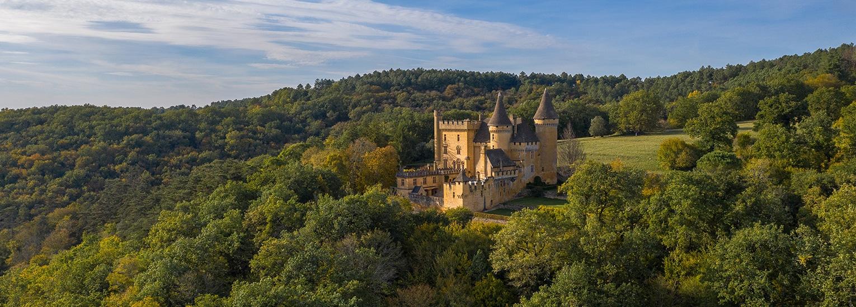 château renaissance en Aquitaine
