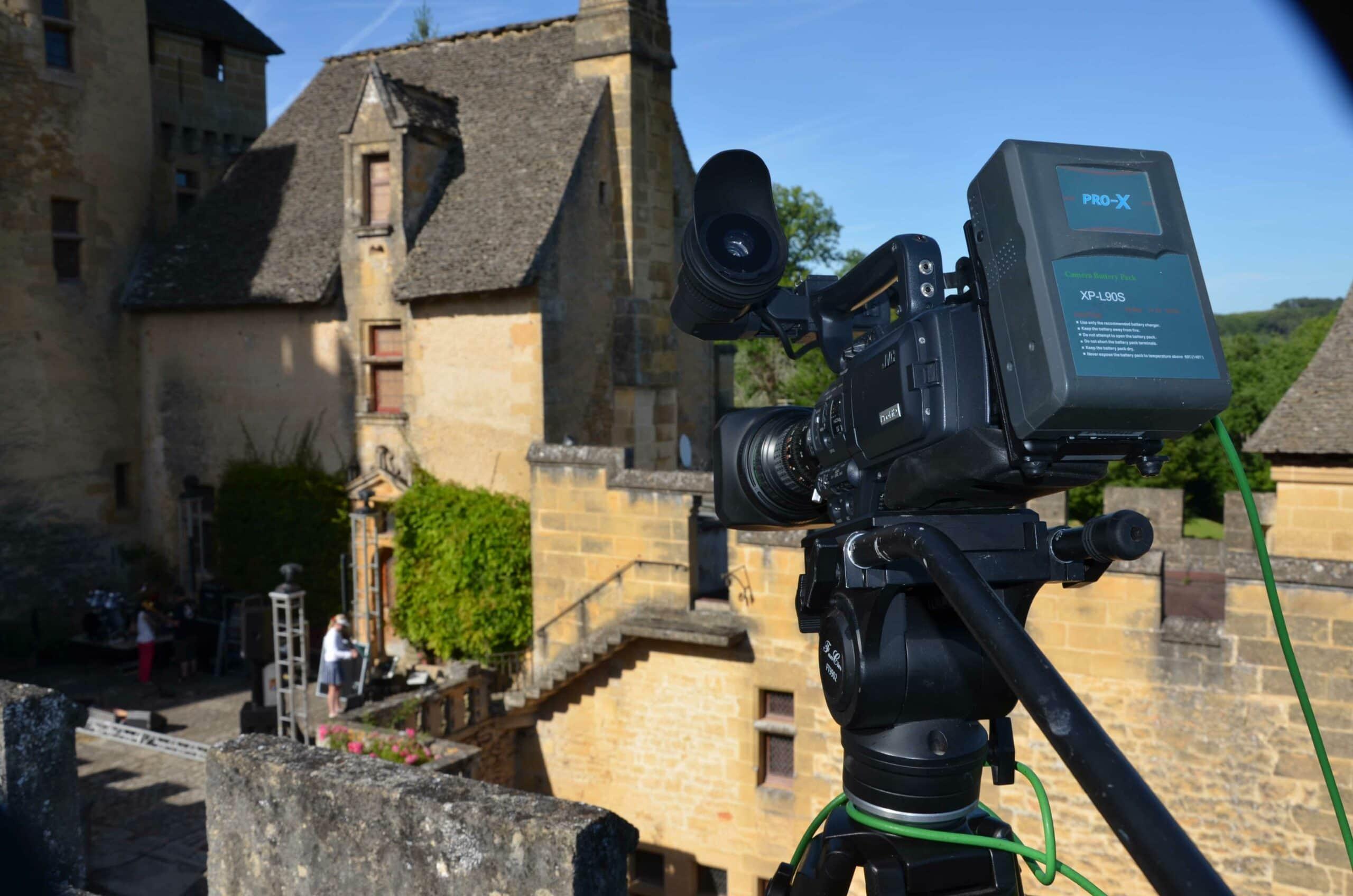lieu de tournage château dordogne